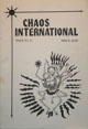Chaos International Issue No. 17