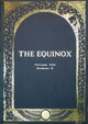 The Equinox: British Journal of Themela; Vol. VII No. 6